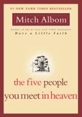 Mitch Albom - The Five People You Meet in Heaven artwork