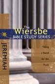 The Wiersbe Bible Study Series: Jeremiah
