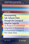 Reinterpreting Sub-Saharan Cities Through The Concept Of Adaptive Capacity