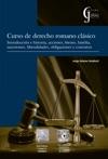 Curso De Derecho Romano Clsico