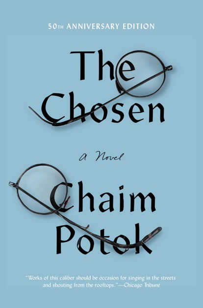 an analysis of metaphor in the chosen by chaim potok The chosen by chaim potok home / literature / the chosen analysis literary devices in the chosen the chosen doesn't just tell us a story.