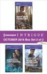 Harlequin Intrigue October 2016 - Box Set 2 Of 2