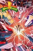 Mighty Morphin Power Rangers #7 - Kyle Higgins & Hendry Prasetya Cover Art
