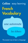 Easy Learning French Vocabulary Collins Easy Learning French