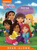 Doras großer Freundschaftswettkampf (Dora and Friends) (Buch zum Hören und Mitlesen)