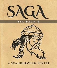 SAGA SIX PACK 6