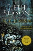 The Fifth Season - N. K. Jemisin Cover Art