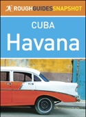The Rough Guide Snapshot Cuba: Havana - Rough Guides Cover Art