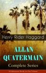 ALLAN QUATERMAIN  Complete Series 18 Adventure Books In One Volume