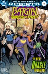Batgirl And The Birds Of Prey 2016- 5