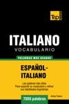 Vocabulario Espaol-Italiano 7000 Palabras Ms Usadas