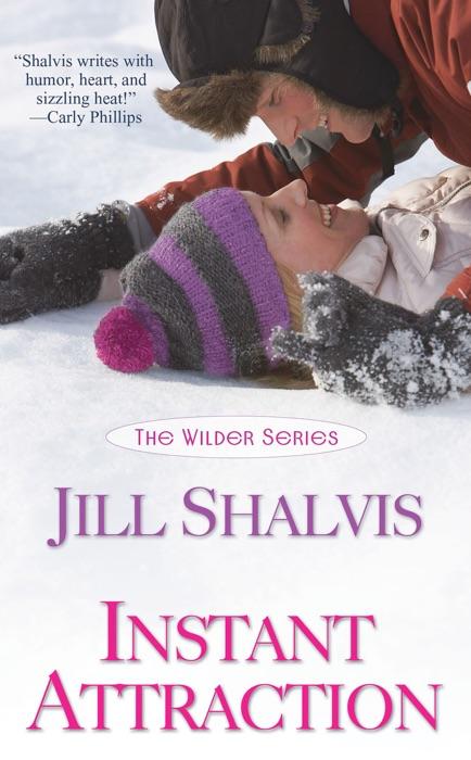 Instant Attraction Jill Shalvis Book
