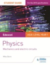 Edexcel ASA Level Physics Student Guide Topics 2 And 3