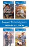 Harlequin Western Romance January 2017 Box Set