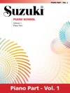 Suzuki Piano School - Volume 1 New International Edition