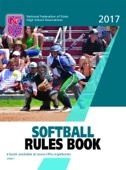 Similar eBook: 2017 NFHS Softball Rules Book