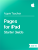 Apple Education - Pages for iPad Starter Guide iOS 10 artwork