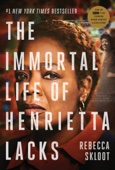Rebecca Skloot - The Immortal Life of Henrietta Lacks  artwork