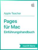 Pages für Mac Einführungshandbuch mac OS Sierra