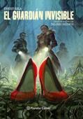 Ernest Sala & Dolores Redondo - El guardián invisible - La novela gráfica portada