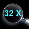 32X Magnifying Glass