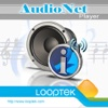 Looptek AudioNet player