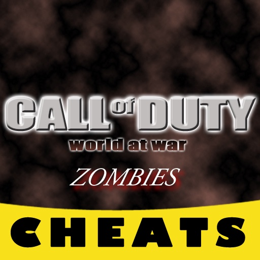 Cheats for Call of Duty: World At War: Zombies iOS App