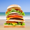 Beach Burger Barbecue