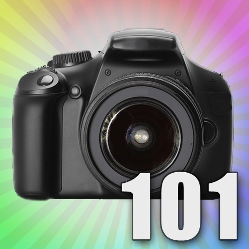 Photography 101 (Free Tutorials)