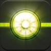 Vintage Flashlight (Yellow) Free- morse code + weather + sound contro