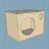 Bass Reflex Box