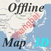 3D Offline Map Shanghai
