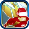 Super Flappy Iron Hero - Tap and Fly