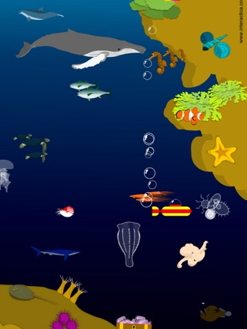Musical Aquarium screenshot 1