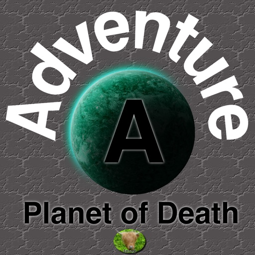 Adventure A - Planet of Death Icon