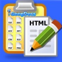iGoogDocs (Google Docs Editor) icon