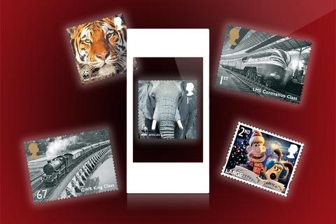 Royal Mail Intelligent Stamps screenshot 2