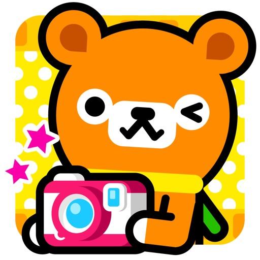 塌屁熊拍照 Tappi Snap【超可爱相片加工】