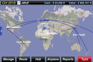 Screenshot #2 for AirTycoon - Airline Management