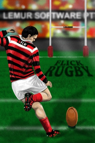 Flick Rugby Free screenshot 2