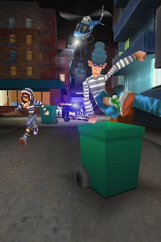 Screenshot of Guardie e Ladri: Modalità Guardia1