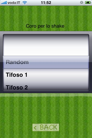 iTifoLE screenshot 2