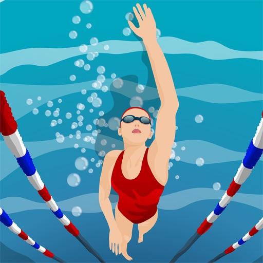学游泳:Standard Swim【3D教学】
