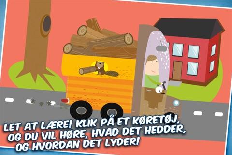 Billedbog med biler screenshot 2