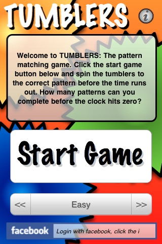 Tumblers screenshot 1