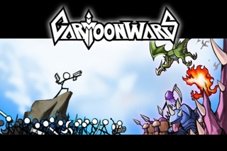 Screenshots of Cartoon Wars Lite for iPhone
