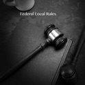 Federal Local Rules icon