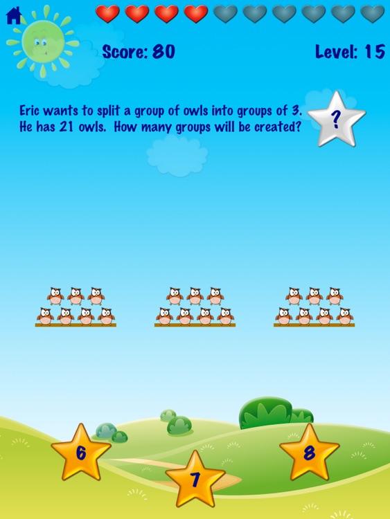 Ace Kids Math Word Problems Advanced HD by Hien Ton