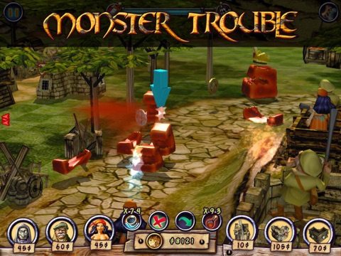 Monster Trouble Anniversary Edition Screenshot
