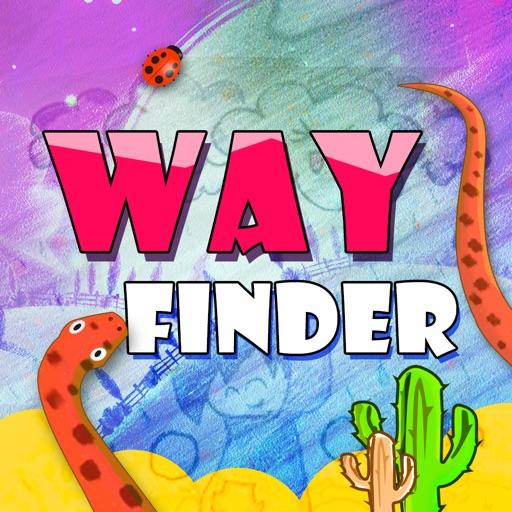 Way Finder iOS App